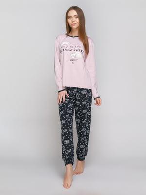 Піжама: джемпер та штани | 5324257