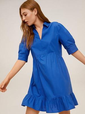 Сукня синя | 5322979