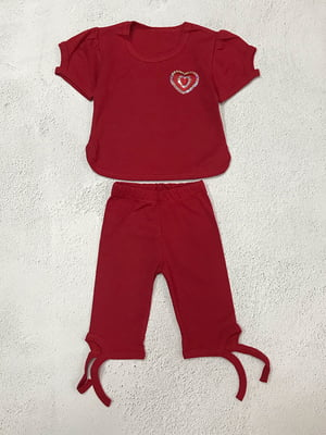 Комплект: футболка і бриджі | 5316702