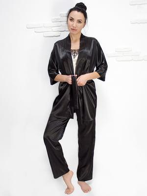 Комплект: майка, халат і штани | 5303167