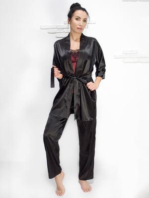 Комплект: майка, халат і штани | 5303178