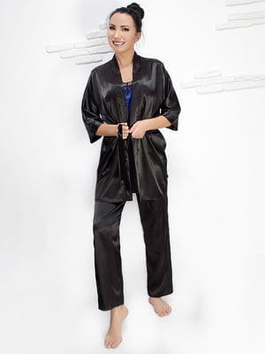 Комплект: майка, халат і штани | 5303180