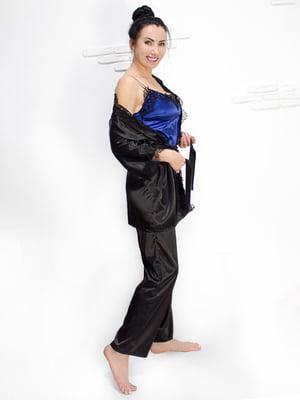 Комплект: майка, халат і штани | 5303186