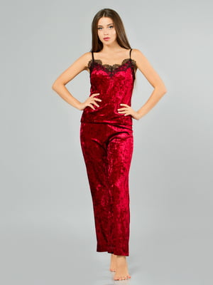 Пижама: майка и брюки | 5303261