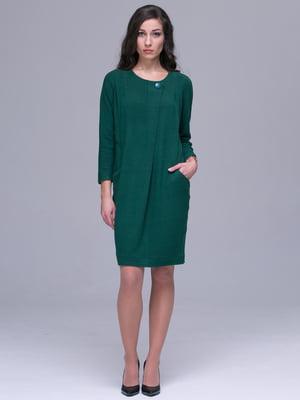 Платье изумрудного цвета | 5327064