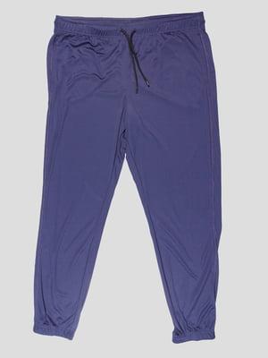 Штани спортивні сині | 5324221