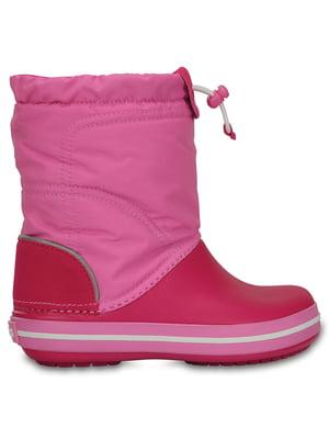 Чоботи рожеві | 5330821