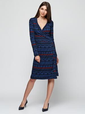 Сукня синя | 5325878