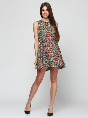 Платье в принт | 5325936