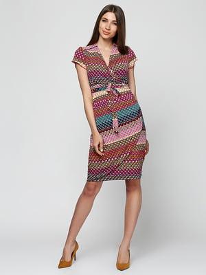 Сукня в принт | 5326077