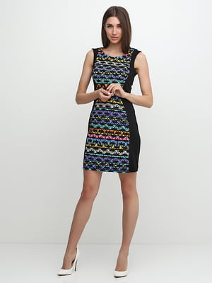 Платье в принт | 5326124