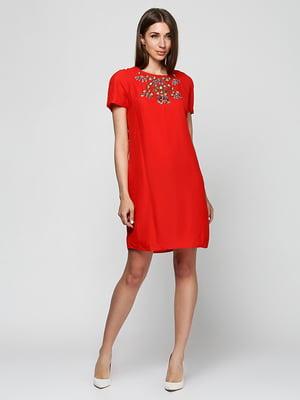 Платье красное | 5326167