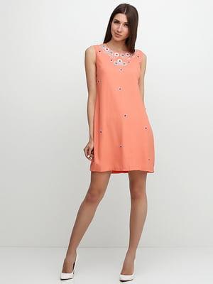 Платье розовое | 5326176