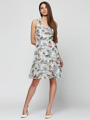 Сукня в принт | 5326181