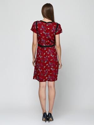 Сукня бордова | 5326183