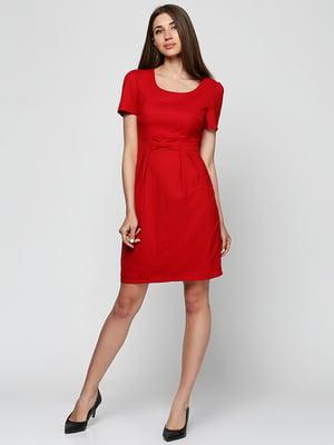 Платье красное | 5326189
