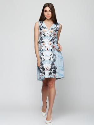 Сукня бірюзова | 5326191