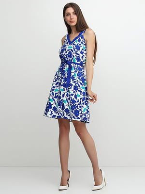 Платье синее | 5326553