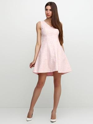 Платье розовое | 5326620