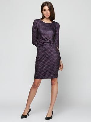 Сукня фіолетова | 5326631