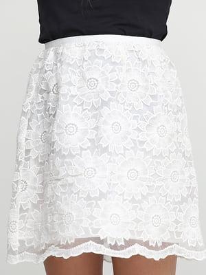 Спідниця біла | 5326912