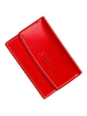 Визитница красная   5327612