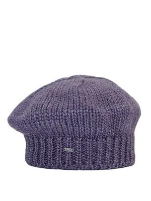 Берет фиолетовый | 5327658