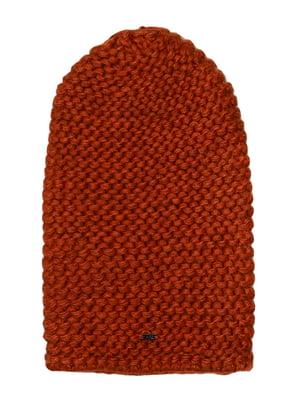 Шапка коричнева | 5327662