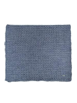 Шарф сіро-блакитний | 5327678