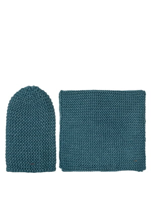Комплект: шапка і шарф | 5327681