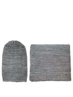 Комплект: шапка і шарф | 5327682
