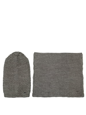 Комплект: шапка і шарф | 5327683