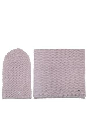 Комплект: шапка и шарф | 5327689