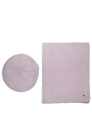 Комплект: берет и шарф | 5327690