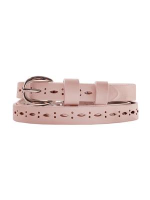 Ремінь рожевий   5327703