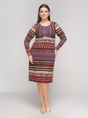 Сукня малинова | 5316987