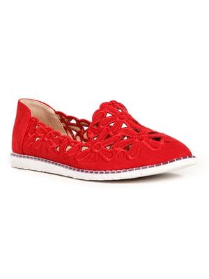 Туфли красные | 5327015