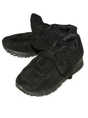 Кроссовки черные   5332302