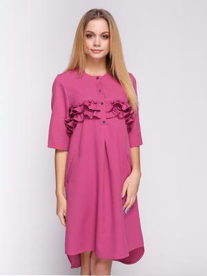 Сукня фіолетова | 5332303