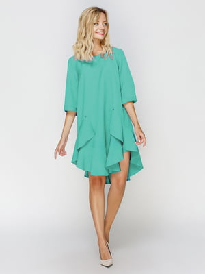 Сукня м'ятного кольору | 5332308