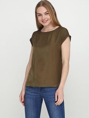 Блуза зеленая   5336574