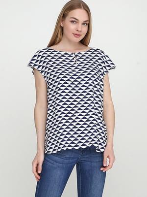 Блуза белая   5336579