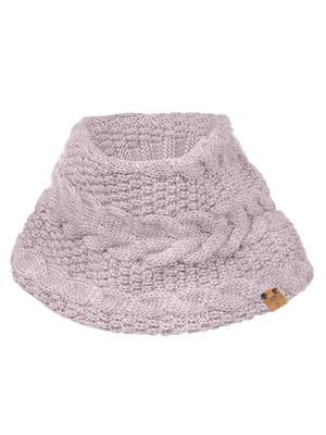 Комплект: шапка і шарф-снуд | 5336950