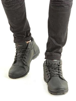 Ботинки черные | 5336823