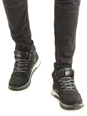 Ботинки черные | 5336825