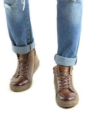 Ботинки коричневые | 5336839