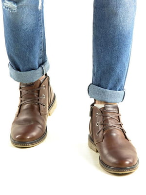 Ботинки коричневые | 5336847