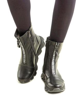 Ботинки черные | 5336848