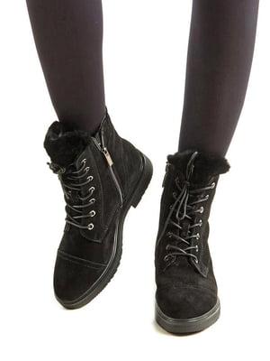 Ботинки черные | 5336849