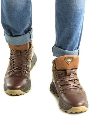 Ботинки коричневые | 5336857